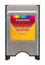 Transcend CompactFlash PCMCIA Adapter