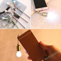 0.38mm Creative Light Bulb Design Gel Pens Cute Signing Pen School Supply Gift