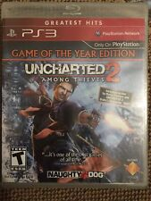 Uncharted 2: Among Thieves ( Playstation 3, PS3 ) Brand New + Sealed