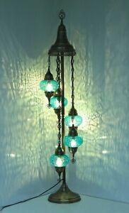 NEW Amazing Floor Lamp, Turkish Cracked Color floor lamp moroccan lamp