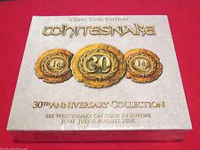 WHITESNAKE - 30TH ANNIVERSARY COLLECTION - NEW 3 CD SET