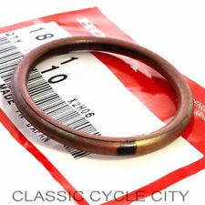 Kupferdichtring Auspuff Honda CB 200 500 550 Four orig. Gasket Exhaust Header