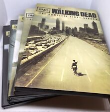 AMC the walking dead dvd Season 1 2 3 4 6 Lot Collection