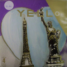Yello, Lost Again, NEW/MINT Double 7 inch VINYL singles set in gatefold sleeve