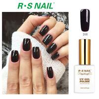 RS Nail  LED UV Gel Nail Polish Hybrid Gel Colour Soak Off 168
