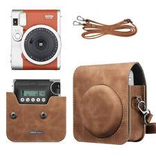 For Fujifilm Instax Mini 90 Neo Classic Instant Camera Case Bag Cover with Strap