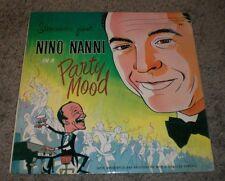 Nino Nanni In A Party Mood~Nightclub Comedy~FAST SHIPPING!!!