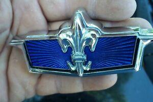 NEW 1977 1990 CHEVROLET CAPRICE TRUNK LOCK BLUE EMBLEM CHEVY 77 90