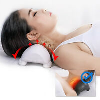Brighter Up Neck Corrector Massager Pillow (Adjustable Height)