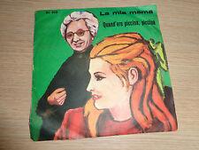 LP 45 GIRI LA MIA MAMA QUAND'ERO PICCINA PICCINA SC 659