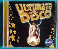 ULTIMATE DISCO - COMPILATION (CD) Ref 0940 /302477615419