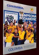 MESSI BALLON D'OR 2013 - CONMEBOL Magazine #136 - Sub-20 COLOMBIA CHAMPION
