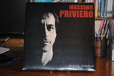 MASSIMO PRIVIERO SULLA STRADA - 2 LP 33 GIRI SIGILLATO!!!