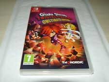 Nintendo switch : GIANA SISTERS TWISTED DREAMS  OWLTIMATE EDITION  NEW SEALED!
