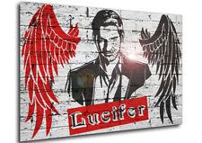 Poster - Street Art Wall - Serie TV - Lucifer - Tom Ellis