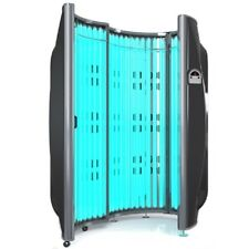 Wolff Solar Storm 36ST Stand Up Tanning booth