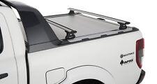 Rhino Pair Vortex Roof Racks Ford Ranger Wildtrak Roller Tracks Quick Realease