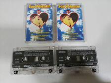 SAN VALENTIN DOBLE 2 X CINTA CASSETTE EMI 1994 PECOS ROBERTO CARLOS JEANETTE