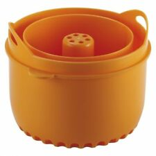 (Orange) - Beaba Babycook Rice, Pasta & Grain Insert for Babycook Classic -