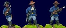 Artizan - Wild West Buffalo Soldiers with Carbines (Foot) AWW081 28mm Plains War