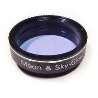 "Skyglow Moon Filter 1.25"" Light Pollution Astronomy Telescope Lens"
