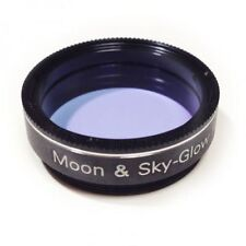 "Skyglow Moon Filter 1.25"" Light Pollution Astronomy Telescope Lens"
