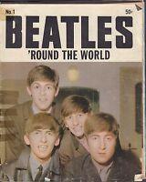 Beatles Around the World No.1 1964 GD 042816DBE