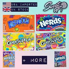 American Imported Candy - Nerds Runts Gobstoppers Sweets USA Treats Party Gift