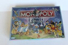 Monopoly New The Disney Edition