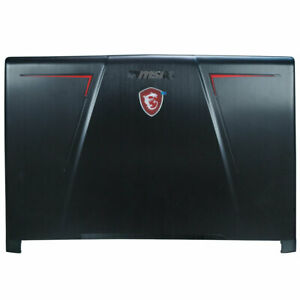 NEW  For MSI GE73 GE73VR 7RF-006CN MS-17C1 LCD Top Lid Back Rear Cover