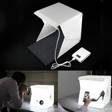 Light Room Photo Studio Photography Lighting Tent Kit Backdrop Cube Mini Box
