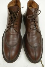 Barneys New York Ankle Dress Boots Men Size 10  Made In Italy