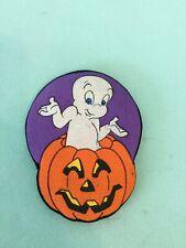 Halloween Casper the Friendly Ghost Fabric Refrigerator Magnet nn