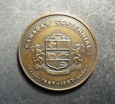 Canada's Centennial 1867-1967 Medal