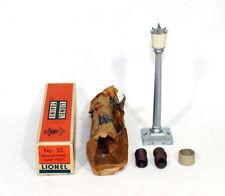 Postwar Lionel #35 Boulevard Lamp Post~Mint Unused & Complete~w/Nice OB & Wrap