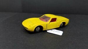 Lesney Matchbox Regular Wheel #33 33c Lamborghini Miura