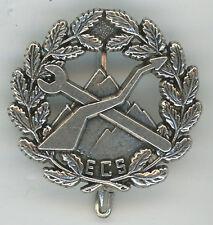 4 Régiment de Chasseurs ECS Escadron Soutien Commandement Gap Cavalerie