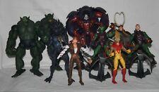 marvel legends series 13 2006 BAF Onslaught complete set regular and variants