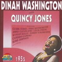 CD Album Dinah Washington With Quincy Jones 1955 (My Old Flame) 90`s