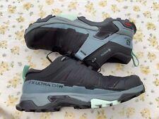 Salomon X Ultra 4 Goretex Women's Hiking Shoes Black Size 6.5 Great Condition