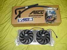 07-14 GT500 double pass afco heat exchanger  intercooler  Whipple Kenne Bell TVS