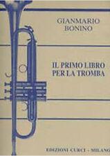 CURCI Bonino, Gianmario - IL PRIMO LIBRO PER LA TROMBA