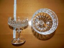 1 Sektschale Sektglas Nachtmann Bleikristall