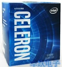 Intel Celeron Processor G3930 Brand New Box LGA1151 Desktop Processor