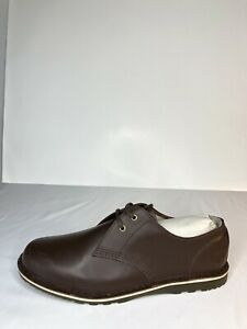 DR.Marten's Mens Lace Up OP Tip Oxford Dress Shoes- Dark Brown- Size 12