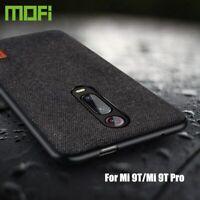 Xiaomi Mi 9T Case / Mi 9T Pro Cover Fabric Cloth Silicone Back Capas Global NEW