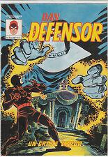 DAN DEFENSOR - Nº 7 MUNDICOMICS  ADULTOS (VERTICE  1982)