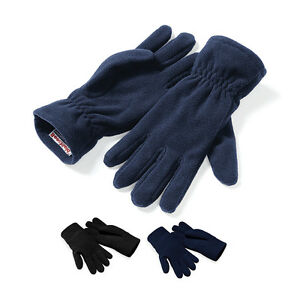 Beechfield Damen Herren Handschuhe SUPRAFLEECE ALPINE GLOVES S M L XL Neu B296