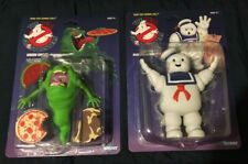 Real Ghostbusters Action Figures 2020 Stay Puft and Slimer Kenner Hasbro Nib