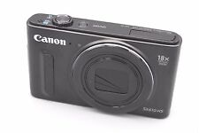 Canon PowerShot SX610 HS 20.2MP 3''SCREEN 18x ZOOM DIGITAL CAMERA BLACK